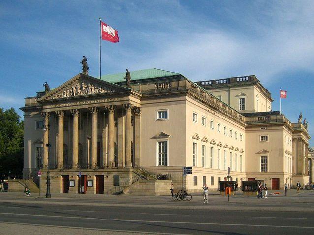 Staatsoper Unter den Linden Berlin (Opera House - Berlin ...
