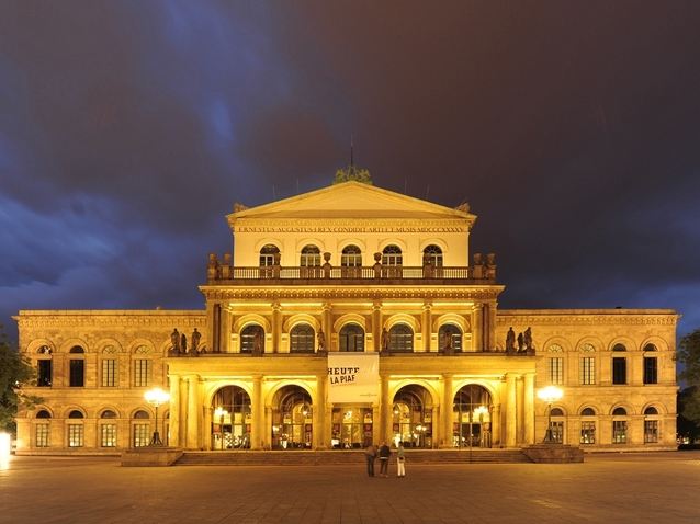 Staatsoper Hannover (Opernhaus - Hannover, deutschland) | Opera Online -  Die Website für Opernliebhaber