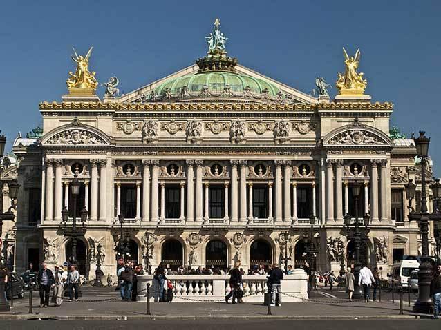 Opera National de Paris - Palais Garnier (Opera House - Paris, france) | Opera Online - The opera lovers web site