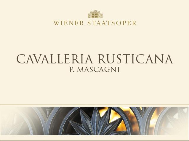 Cavalleria Rusticana/Pagliacci - Wiener Staatsoper (2012), Asher Fisch  /Jean Pierre Ponnelle (Produktion - Wien, Österreich) | Opera Online - Die  Website für Opernliebhaber