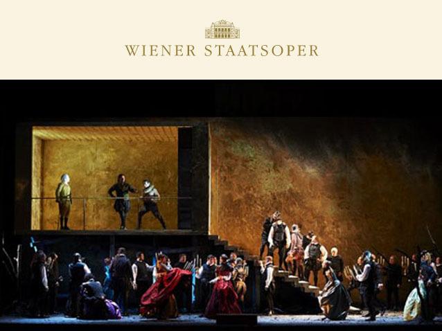Rigoletto Wiener Staatsoper 2015 2016 Production Wien
