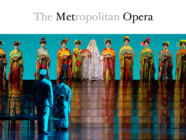 Madama Butterfly - The Metropolitan Opera (2016) (Production