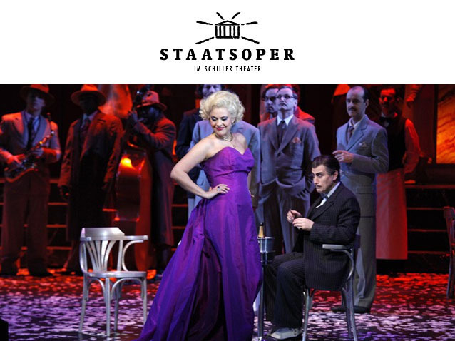 La Bohème Staatsoper Im Schiller Theater Berlin 2016 Produktion