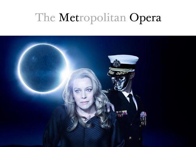 Resultado de imagen para MET Tristan und Isolde poster