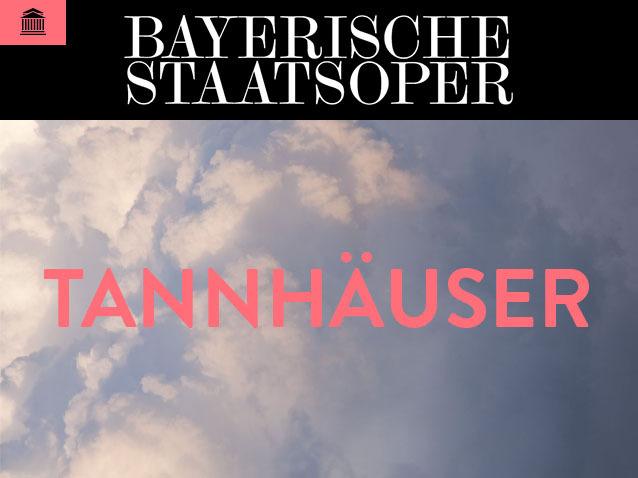 Bildergebnis für bayerische staatsoper tannhäuser