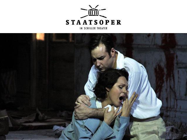 La Bohème Staatsoper Im Schiller Theater Berlin 2016 2017