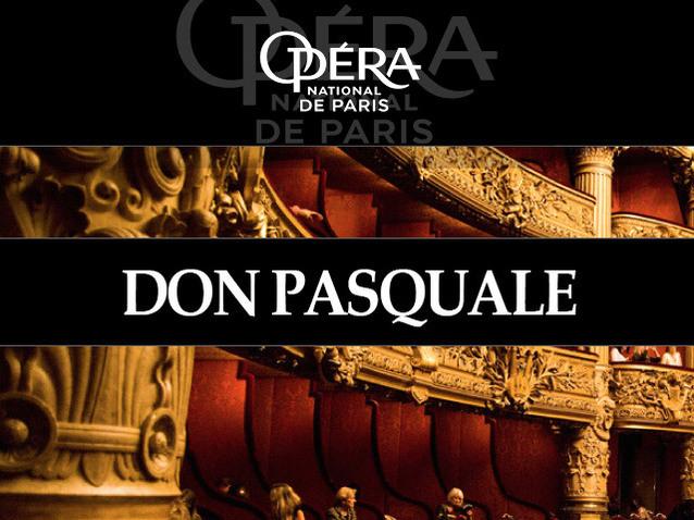 """Resultado de imagen de Ópera de París """"Don Pasquale"""""""
