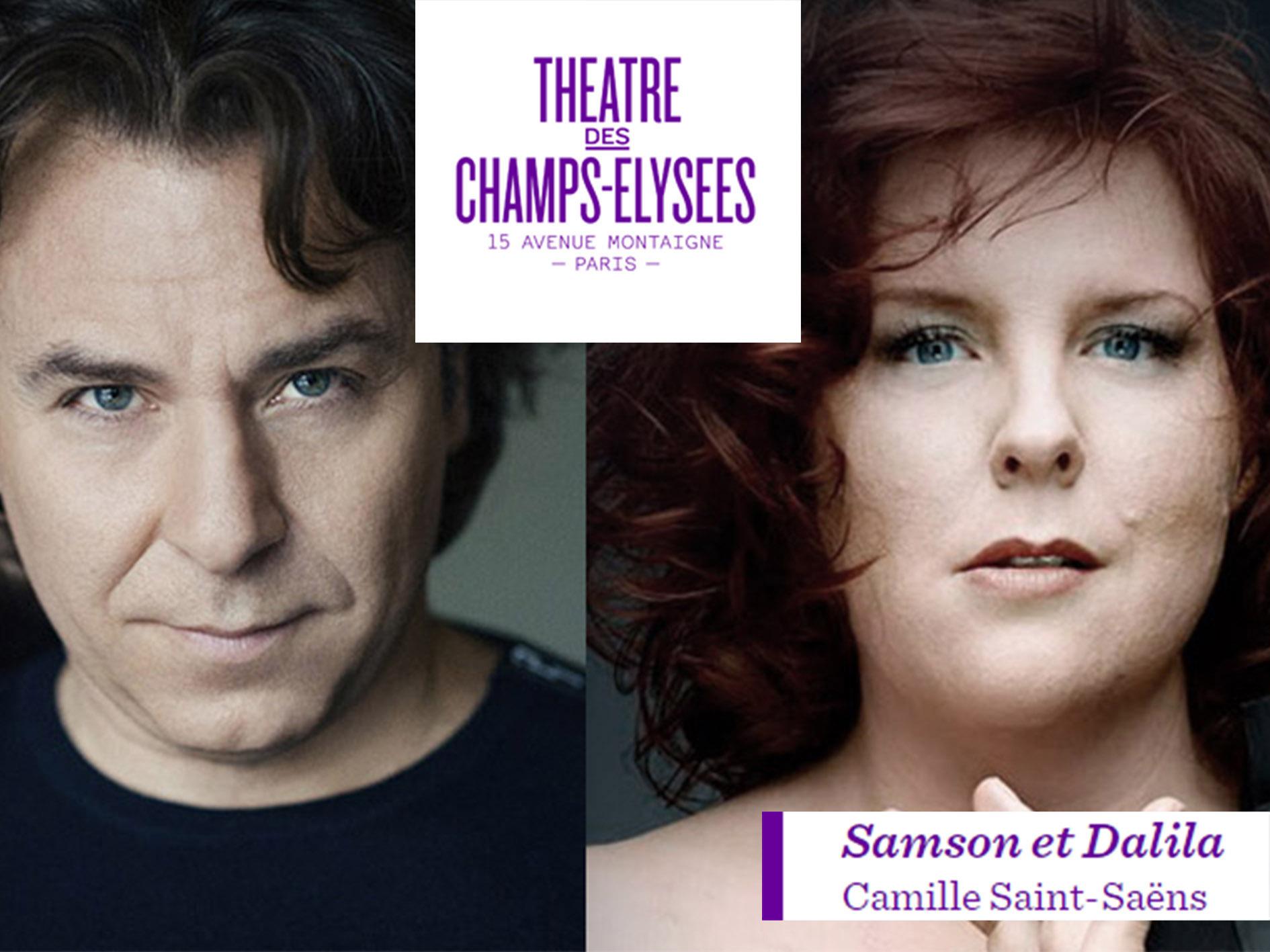 Critique Avis Samson et Dalila de Camille Saint Saens
