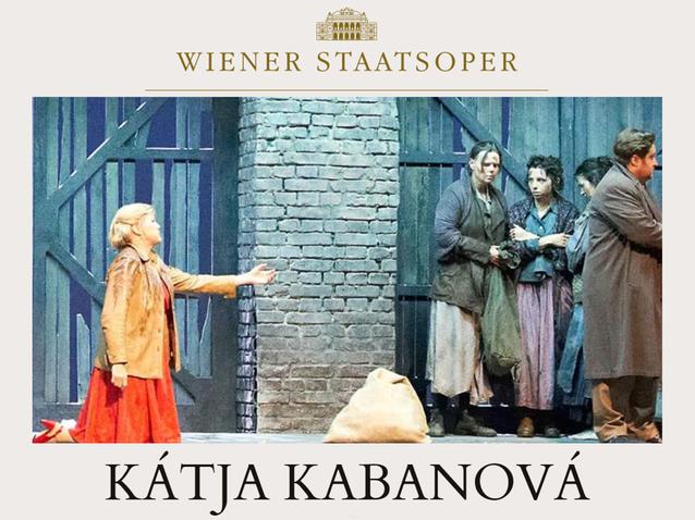 Katia Kabanova - Wiener Staatsoper (2017) (Produktion - Wien, Österreich)   Opera Online - Die Website für Opernliebhaber