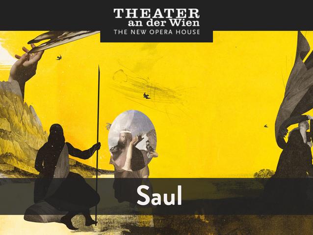 Bildergebnis für theater an der wien - saul