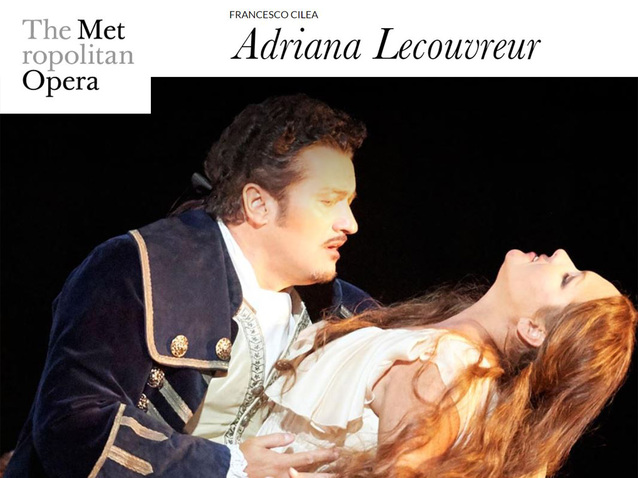 Image result for met opera adriana lecouvreur