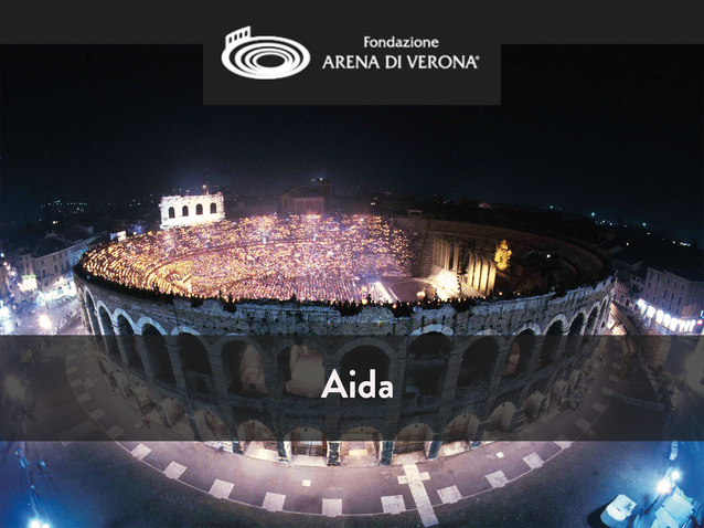 Calendario Arena Verona 2020.Aida Arena Of Verona 2018 Production Verona Italy