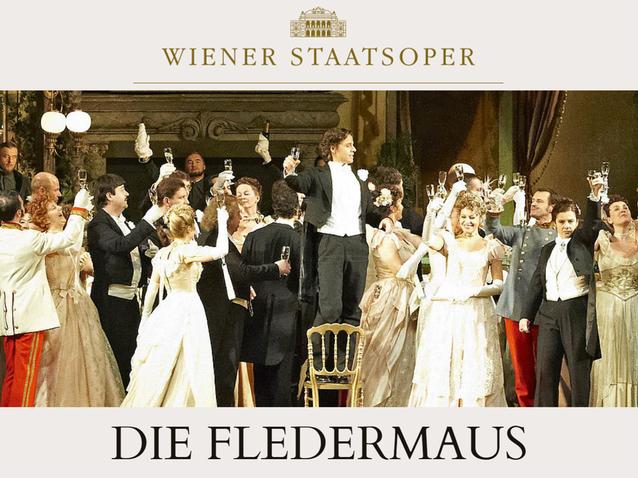 Die Fledermaus - Wiener Staatsoper (2018-2019) (Produktion - Wien,  Österreich) | Opera Online - Die Website für Opernliebhaber