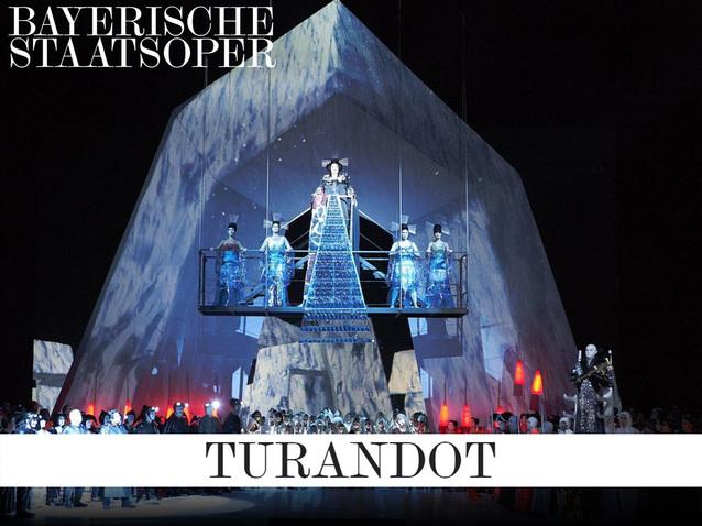 Bildergebnis für Bayerische Staatsoper Turandot