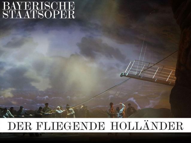 Bildergebnis für bayerische staatsoper der fliegende holländer