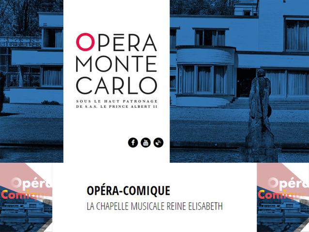 Un mari à la porte - Opéra de Monte Carlo (2018) (Produktion - Monte ...