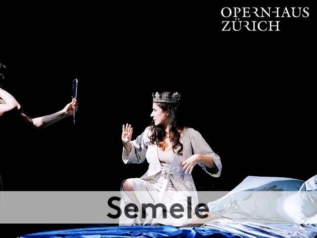 Semele - Opernhaus Zürich (2018-2019) (Produktion - Zürich, schweiz)   Opera  Online - Die Website für Opernliebhaber