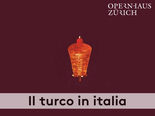Bildergebnis für oper zürich il turco in italia