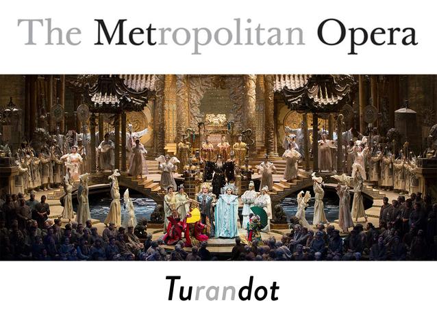 Bildergebnis für new york metropolitan opera turandot