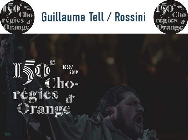 Bildergebnis für orange festival frankreich guillaume tell