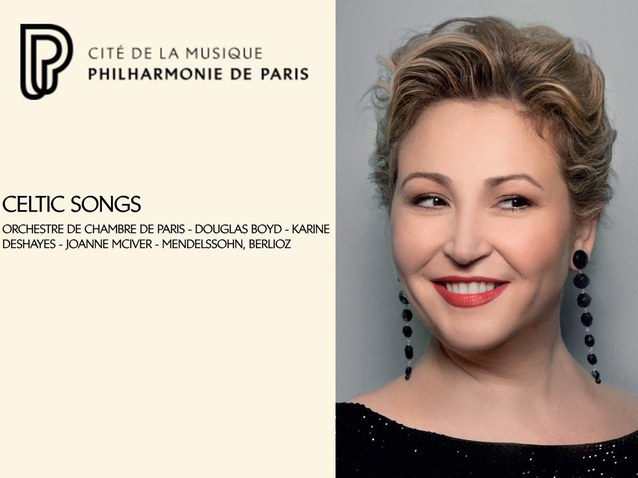 Celtic Songs - Paris Philharmonie (2019) (Production - Paris