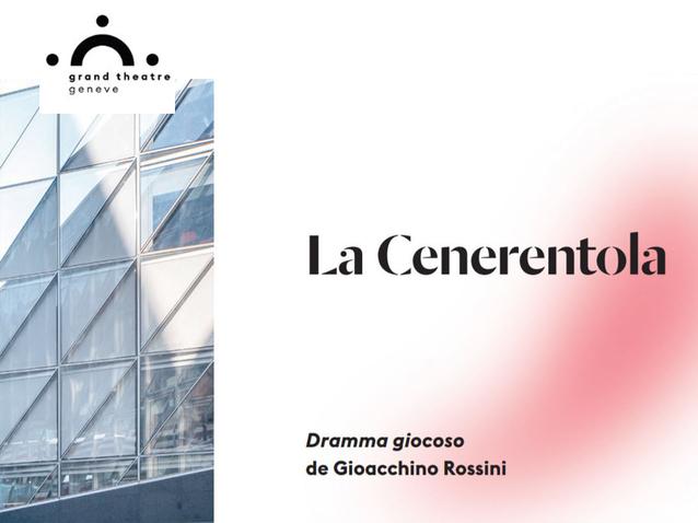 La Cenerentola - Grand Théâtre de Genève (2020) (Produktion ...