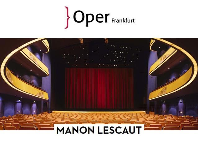 sale usa online 2018 shoes on feet at Manon Lescaut - Oper Frankfurt (2019) (Produktion ...