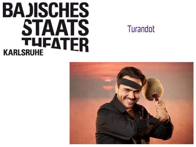 Bildergebnis für staatstheater karlsruhe turandot