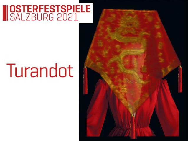 Turandot - Osterfestspiele Salzburg (2021) (Produktion - Salzburg, Österreich)   Opera Online - Die Website für Opernliebhaber