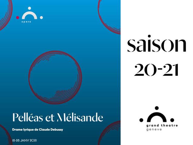Pelléas et Mélisande - Genf Theater (2021) (Produktion - Genève, schweiz) |  Opera Online - Die Website für Opernliebhaber