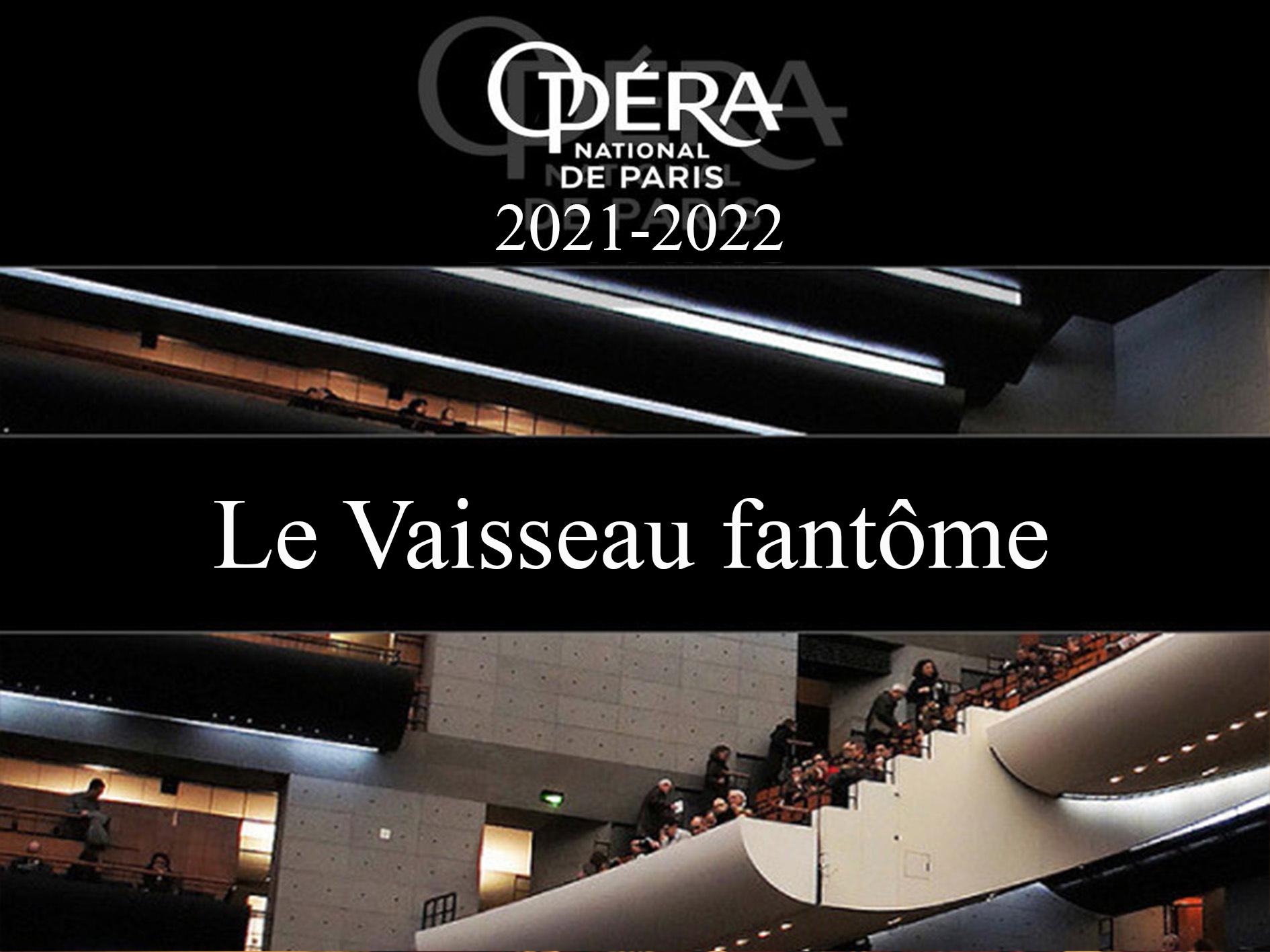 Der Fliegende Holländer - Paris Opernhaus (2021) (Produktion - Paris,  frankreich)   Opera Online - Die Website für Opernliebhaber