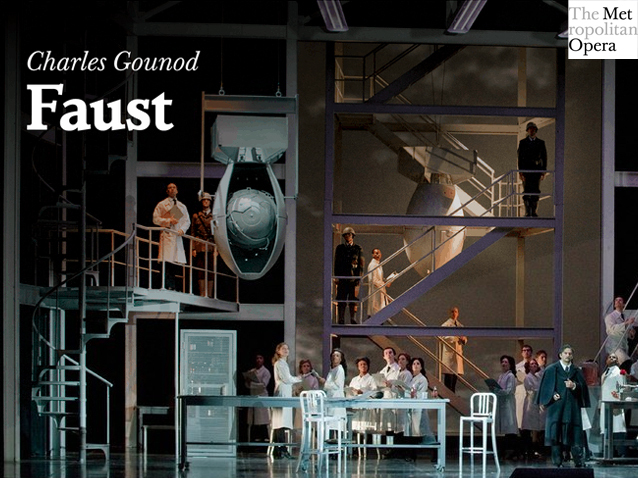 faust - met  2013   production