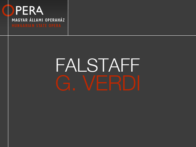 Falstaff - Magyar Állami Operaház   Hungarian State Opera (2013 ... 2baa193f7a
