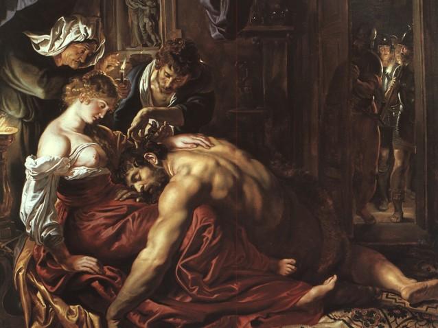 """Résultat de recherche d'images pour """"Samson et Dalila"""""""