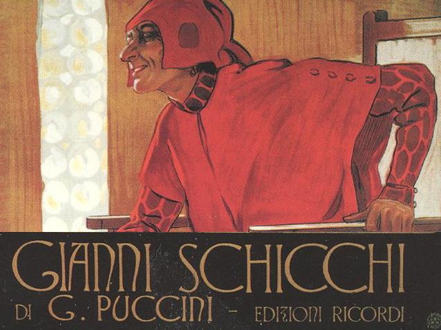 Gianni Schicchi (Work - Giacomo Puccini/Giovacchino Forzano) | Opera Online  - The opera lovers web site