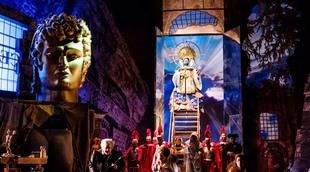 Benvenuto Cellini mis en scène par Terry Gilliam