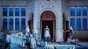 Ariane à Naxos - Opera Holland Park
