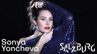 Centenaire du Festival de Salzbourg, récital Sonya Yoncheva