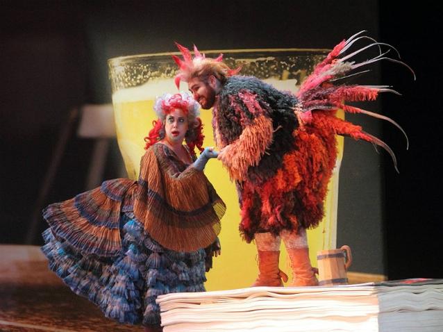 Falstaff à l'Opéra de Marseille (Chronique) | Opera Online - Le ...