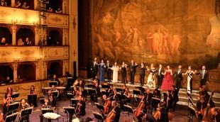 « Perpetual Music » : Juan Diego Flórez articule un héroïque épilogue au Rossini Opera Festival