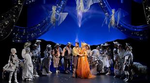 Titon et l'Aurore bêlent de jour à l'Opéra Comique
