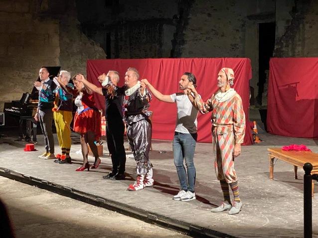 Un Pagliacci hautement dramatique au Festival Durance Luberon