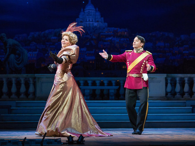 analysis painting the merry widow A light-hearted alternative to more serious operatic libretto, the merry widow by  hungarian composer franz lehar is destined for the dubai opera stage from.