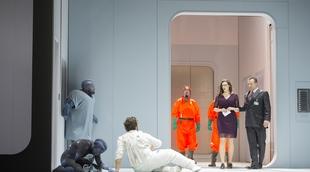 L'Africaine - Oper Frankfurt (2018) © Monika Rittershaus