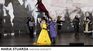 Maria Stuarda - Opéra de Zürich (2018)